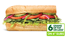 Menu - All Sandwiches   SUBWAY.com